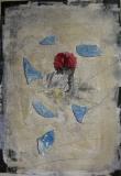 2006,Abschied,70 x 50 cm