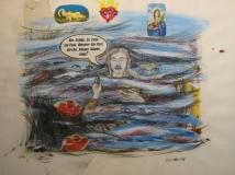 2006,oh,Jesus,50 x 70cm