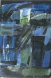 1990,Gebet,100 x70 cm