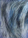2010, im Wandel, Öl, Glas, LW, 40x30cm