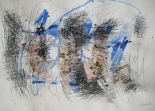 vagabondo blu, 44x62cm