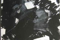 1980, Block I, Gouache, 100x70cm