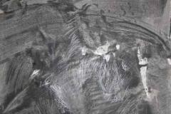 1980, o.T; Zeichnung II, 100x70cm